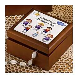 Family Character Keepsake Box