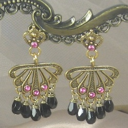 Love and Luck Earrings