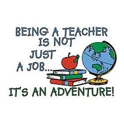 Being A Teacher Is Not Just A Job T-Shirt