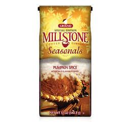 Millstone Pumpkin Spice Coffee Beans