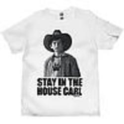 Stay in the House Carl Walking Dead T-Shirt