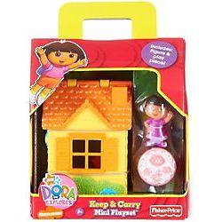 Dora the Explorer Keep and Carry Mini Playset
