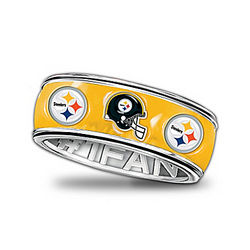 Pittsburgh Steelers #1 Fan Ring