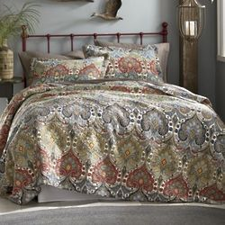 Genoa Oversized Reversible King Quilt