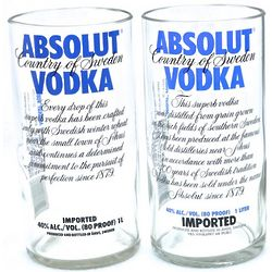 Absolut Tumblers