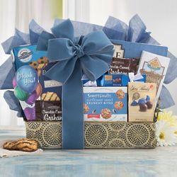 Thanks Gourmet Gift Basket