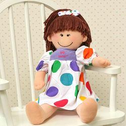Best Big Sister Plush Doll