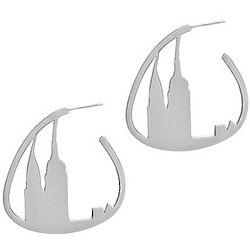 New York Skyline Earrings