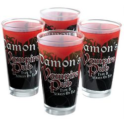 Vampire Themed Barware