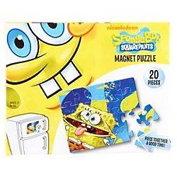 SpongeBob SquarePants 20 Piece Magnet Puzzle