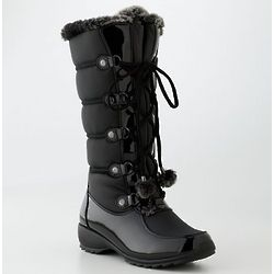 Womens Puff Winter Boots