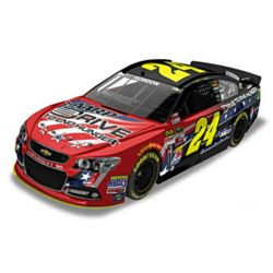 Jeff Gordon NASCAR AARP: An American Salute 2013 Diecast Car