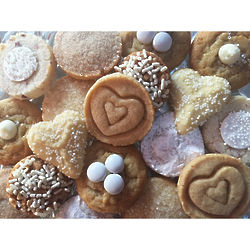 Wedding Dessert Cookie Assortment