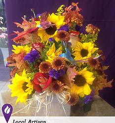 Hummingbird Paradise Bouquet