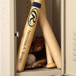 Personalized Wooden Baseball Bat