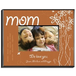 Personalized Breath of Spring Picture Frame