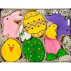 Easter Designs Sugar Cookie Gift Tin