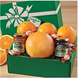 Happy Little Holidays Fruit Box