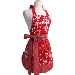 Original Sassy Red Apron