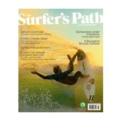 The Surfer's Path Magazine Subscription 6 Issues Every Two Months