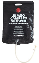 Jumbo Camper's Shower
