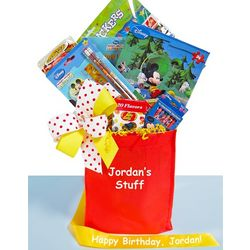 Mickey Mouse Gift Bag