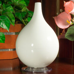 White Hybrid Ultrasonic Humidifier and Diffuser
