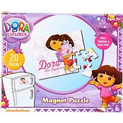 Dora the Explorer Magnet Puzzle