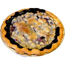 Door County Fruit Pie