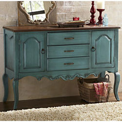 French Country Console