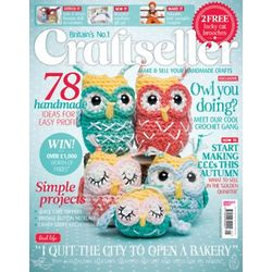 Craftseller Magazine 13-Issue Subscription
