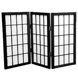 Desktop Window Pane Three Panel Shoji Screen