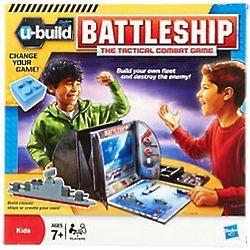 U-Build Battleship Game