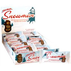SkyBar Milk Chocolate Caramel Filled Snowman Box