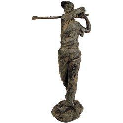 Artistic Golf Sculpture