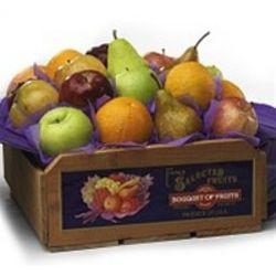 San Joaquin Fruit Gift Crate