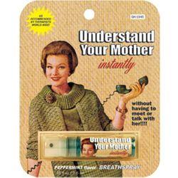 Understand Your Mother Breath Spray