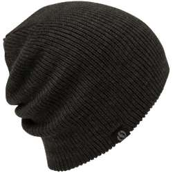 Electric Gauges Solid Knit Beanie