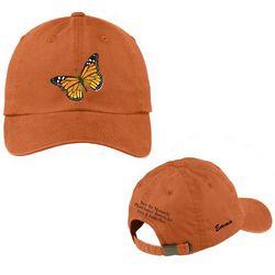 Environmental Monarch Washed Cap