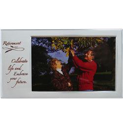 Celebrate Retirement Photo Frame