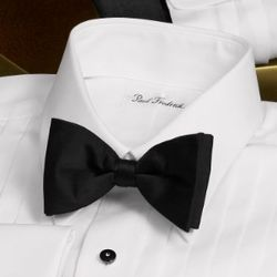 Satin Formal Bow Tie