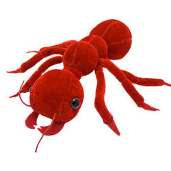 Red Ant Plush Doll