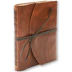 Handcrafted Leather Artist Sketchbook