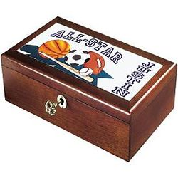 All-Star Sports Memory Box