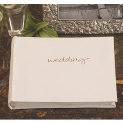 Wyndham Wedding Scrapbook