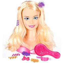 Barbie Styling Head Toy