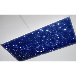 Twinkle Twinkle Fluorescent Light Cover