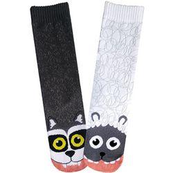 Wolf Vs. Sheep Socks