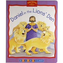 Daniel in the Lion's Den Bible Story Board Book