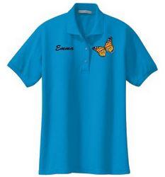 Environmental Monarch Ladies Polo Shirt
